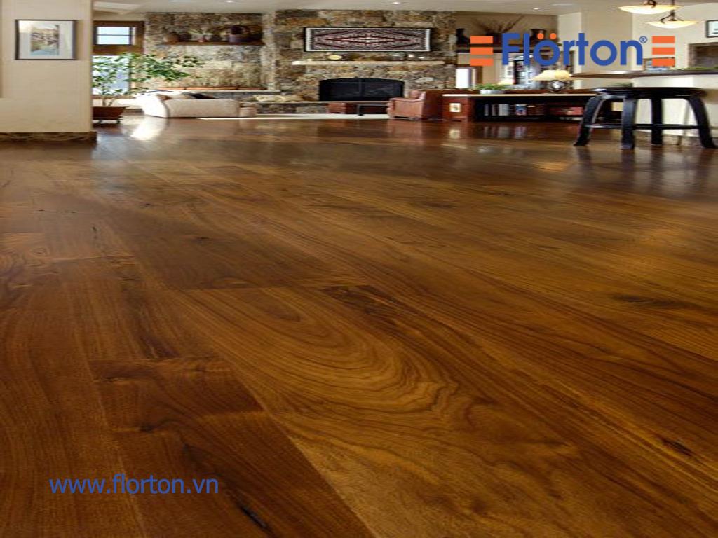 Sàn gỗ công nghiệp giá rẻ hơn so với các sản phẩm có cùng chất lượng là loại sàn gỗ rất đáng sử dụng.