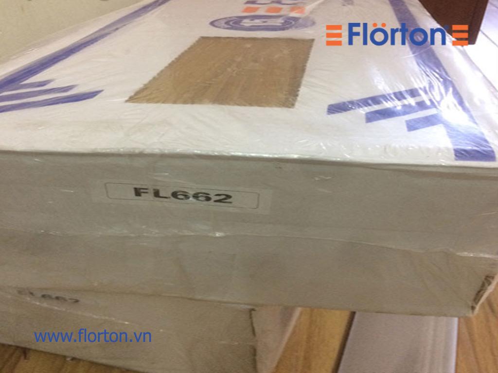 Hộp gỗ Florton FL662 được vận chuyển đến nhà khách hàng.