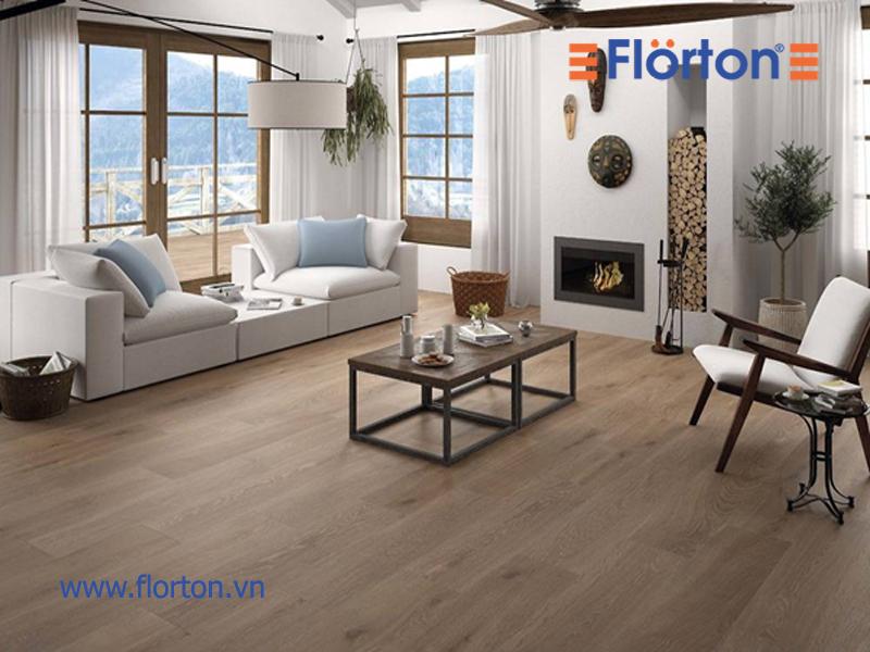 Sàn gỗ công nghiệp mang đến vẻ đẹp hoàn hảo