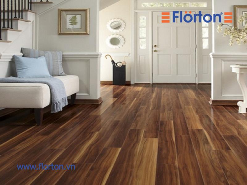 Sàn gỗ giá rẻ có độ an toàn cao