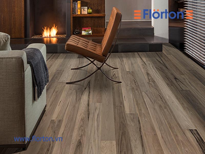 Sàn gỗ giá rẻ có tính thẩm mỹ cao