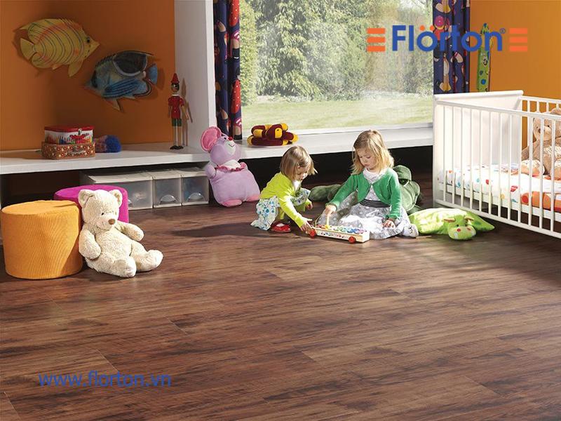 Sàn gỗ Florton an toàn cho sức khỏe con người