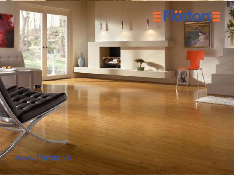 Sàn gỗ công nghiệp cao cấp có khả năng chống trầy xước tốt
