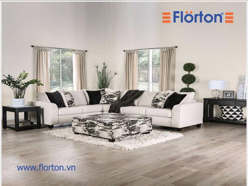 Sàn nhựa hèm khóa vân gỗ là vật liệu lát sàn hiện đại và chất lượng