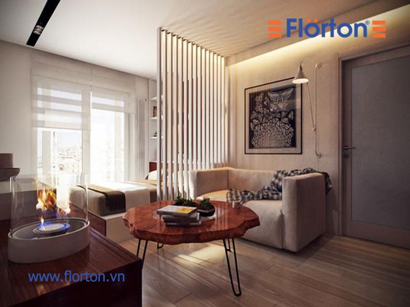 Sàn nhựa vân gỗ được giới chuyên gia về nội thất đánh giá rất cao về chất lượng và tính thẩm mỹ
