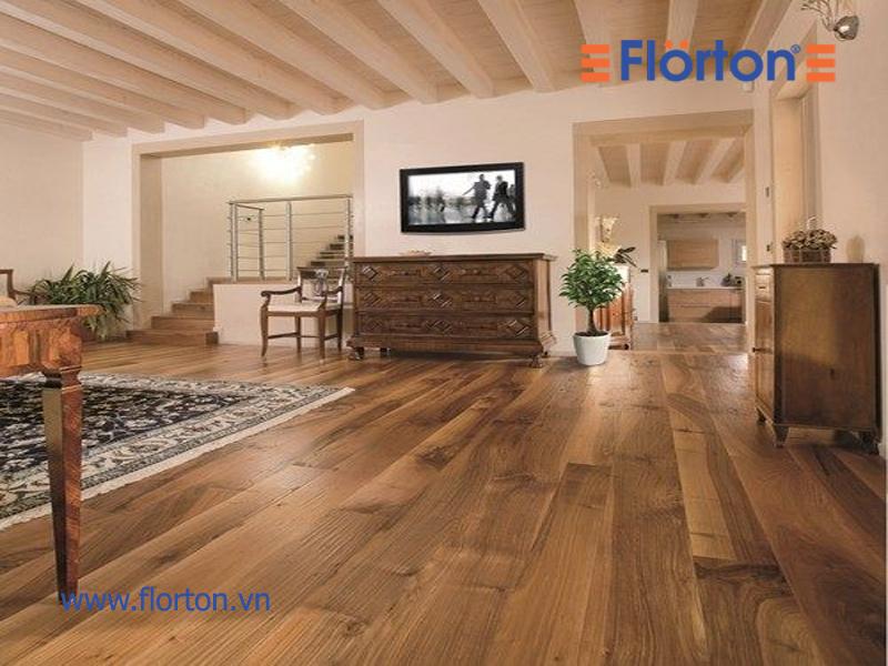 Lựa chọn thương hiệu sàn gỗ có khả năng chịu nước tốt