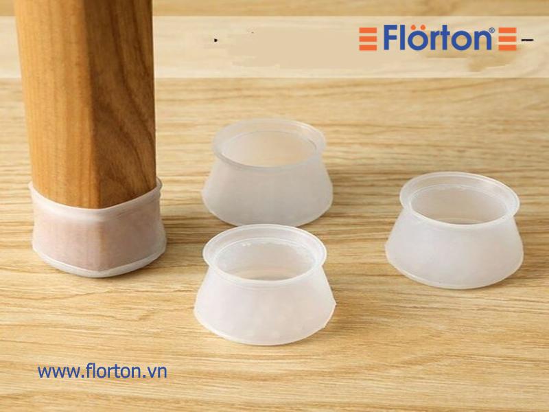 Bọc chân bàn, ghế, tủ để bảo vệ sàn gỗ của gia đình bạn